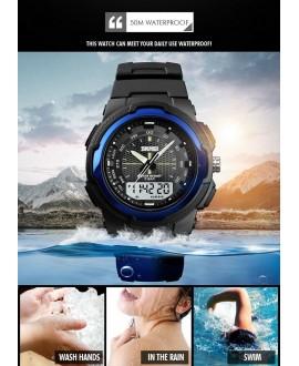 Αθλητικό ρολόι χειρός ανδρικό SKMEI 1454 ROYAL BLUE