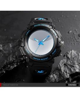 Ρολόι χειρός ανδρικό SKMEI 1521 BLUE