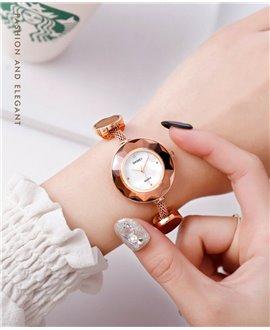 Ρολόι χειρός γυναικείο SKMEI 1406 ROSE GOLD