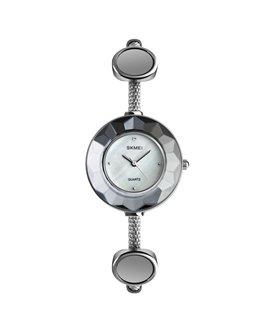 Ρολόι χειρός γυναικείο SKMEI 1406 SILVER