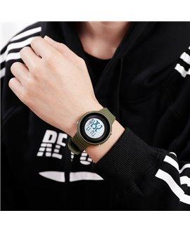 Αθλητικό ρολόι χειρός ανδρικό SKMEI 1507 ARMY GREEN
