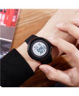 Αθλητικό ρολόι χειρός ανδρικό SKMEI 1507 BLACK/WHITE