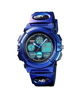 Αθλητικό ρολόι χειρός παιδικό SKMEI 1163 GRADIENT PURPLE
