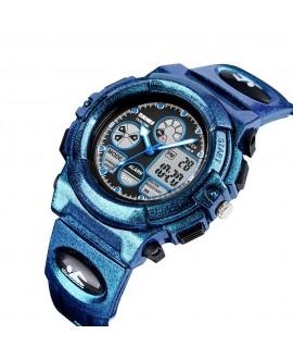 Αθλητικό ρολόι χειρός παιδικό SKMEI 1163 GRADIENT BLUE