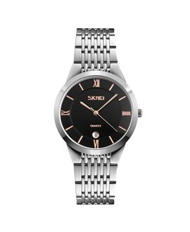 Ρολόι χειρός γυναικείο SKMEI 9139 BLACK/GOLD