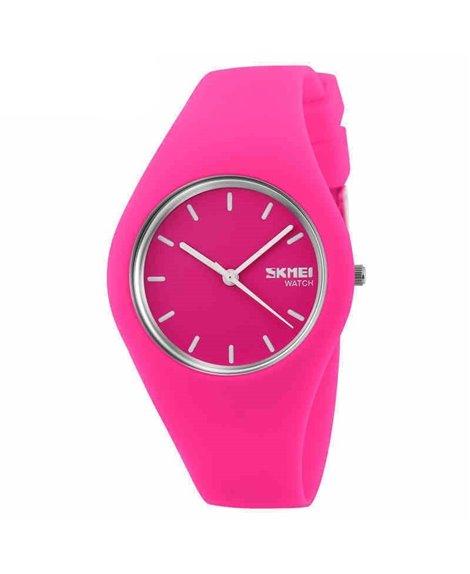 Ρολόι χειρός γυναικείο SKMEI 9068 ROSE RED