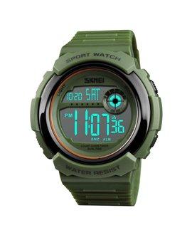 Αθλητικό ρολόι χειρός SKMEI 1367 ARMY GREEN