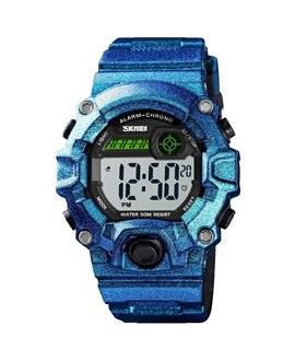 Ρολόι χειρός παιδικό SKMEI 1484 GRADIENT BLUE