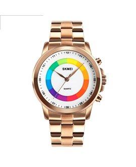 Ρολόι χειρός ανδρικό SKMEI 1491 ROSE GOLD