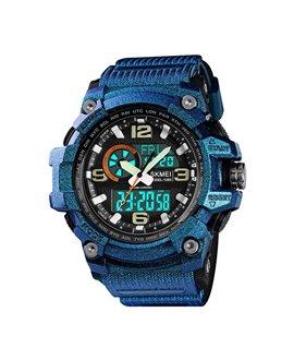 Αθλητικό ρολόι χειρός ανδρικό SKMEI 1283 GRADIENT BLUE