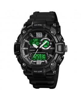 Αθλητικό ρολόι χειρός ανδρικό SKMEI 1529 BLACK