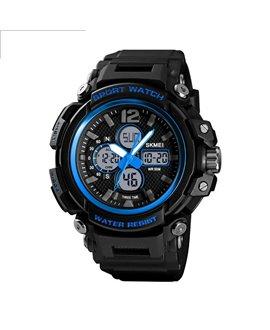 Αθλητικό ρολόι χειρός ανδρικό SKMEI 1498 BLUE