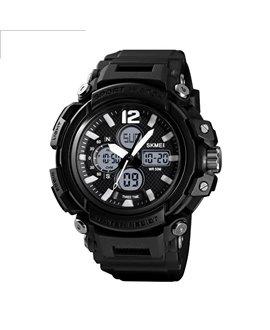 Αθλητικό ρολόι χειρός ανδρικό SKMEI 1498 BLACK
