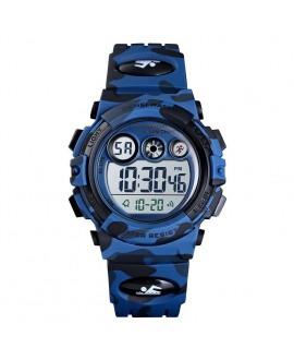 Ρολόι χειρός παιδικό SKMEI 1547 DARK BLUE CAMOUFLAGE