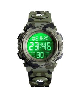 Ρολόι χειρός παιδικό SKMEI 1548 ARMY GREEN CAMOUFLAGE