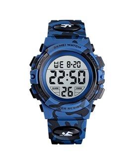 Ρολόι χειρός παιδικό SKMEI 1548 DARK BLUE CAMOUFLAGE