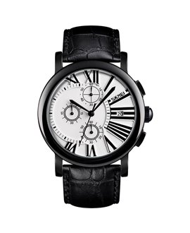 Ρολόι χειρός ανδρικό SKMEI 9196 BLACK