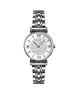 Ρολόι χειρός γυναικείο SKMEI 1533 SILVER
