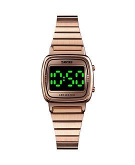 Ρολόι χειρός γυναικείο SKMEI 1543 ROSE GOLD