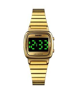 Ρολόι χειρός γυναικείο SKMEI 1543 GOLD