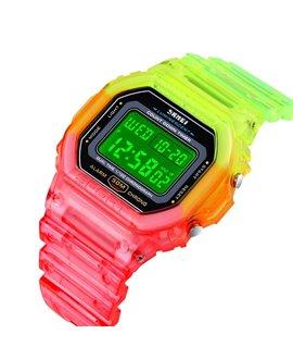 Ρολόι χειρός γυναικείο SKMEI 1622 GREEN/RED