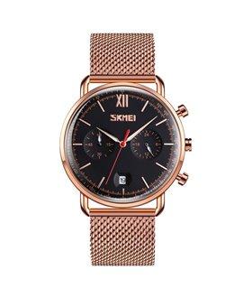 Ρολόι χειρός ανδρικό SKMEI 9206 ROSE GOLD/BLACK