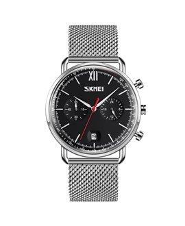 Ρολόι χειρός ανδρικό SKMEI 9206 SILVER/BLACK