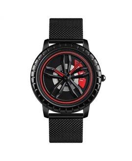 Ρολόι χειρός ανδρικό SKMEI 1634 BLACK MESH BELT