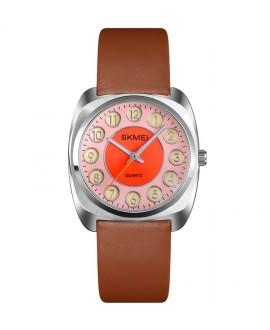 Ρολόι χειρός γυναικείο SKMEI Q029 ORANGE