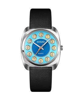 Ρολόι χειρός γυναικείο SKMEI Q029 BLUE