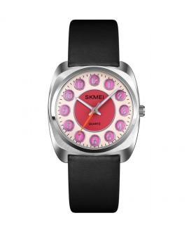 Ρολόι χειρός γυναικείο SKMEI Q029 PURPLE