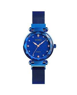 Ρολόι χειρός γυναικείο SKMEI Q022 BLUE