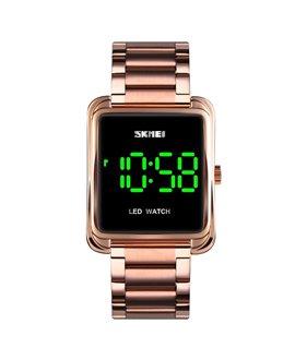Αθλητικό ρολόι χειρός ανδρικό SKMEI 1505 ROSE GOLD
