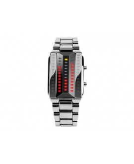 Ρολόι χειρός ανδρικό SKMEI 1035 Silver